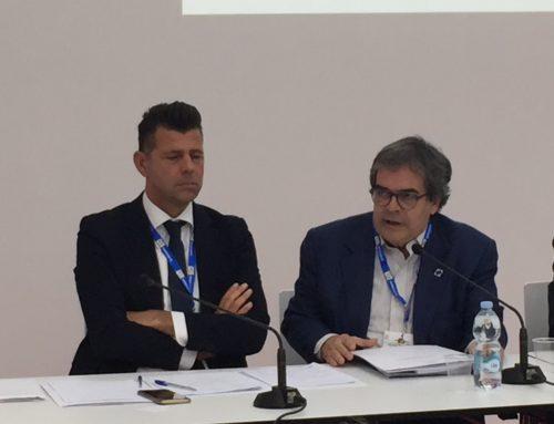 Assemblea Precongressuale di ANCI Marche – 11 Ottobre 2019 con la partecipazione del Presidente del Consiglio nazionale On. Enzo Bianco