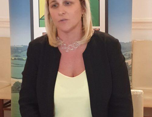 Susanna Dini è coordinatrice regionale dei consigli comunali