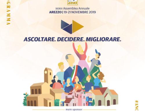 Assemblea Nazionale – Arezzo 19-21 Novembre 2019