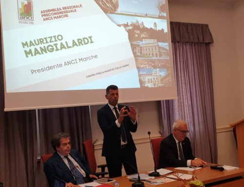 """Mangialardi (Anci Marche): """"Sul Decreto Sisma Centro Italia aspettiamo la conversione"""". """"Fare presto e bene""""."""