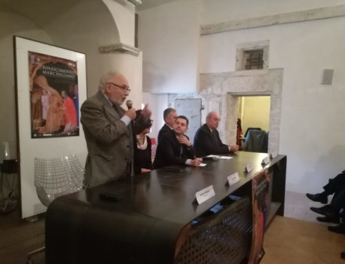 RINASCIMENTO MARCHIGIANO Opere d'arte restaurate dai luoghi del sisma a cura di Stefano Papetti e Pierluigi Moriconi 24 novembre 2019 – 2 febbraio 2020Ascoli Piceno, Forte Malatesta