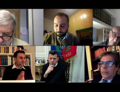 """Anci Marche – Mangialardi al coordinamento nazionale: """"Comuni protagonista della fase di ripartenza"""