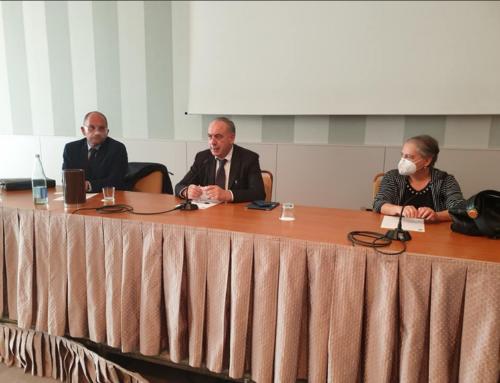 SISMA – Mancinelli: «Pronto il pacchetto di proposte per semplificare la stabilizzazione del personale«