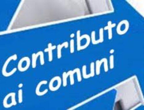 Assegnazioni dei contributi agli investimenti di cui all'art. 139 della legge di bilancio 2019