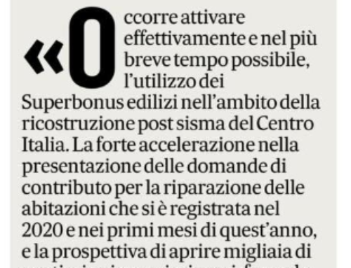 Corriere Adriatico 18.04.21
