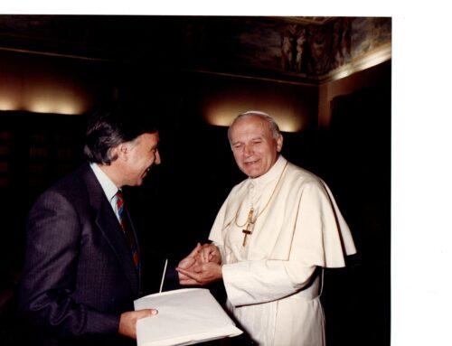 Marcello Bedeschi, nominato Cittadino Benemerito di Ancona