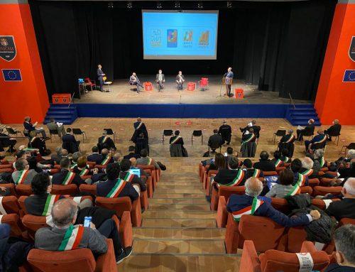 """Sisma Centro Italia – Decaro: """"Ricostruire non è più una chimera ma una certezza"""""""